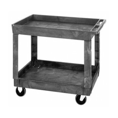 Quantum Storage Plastic Mobile Carts