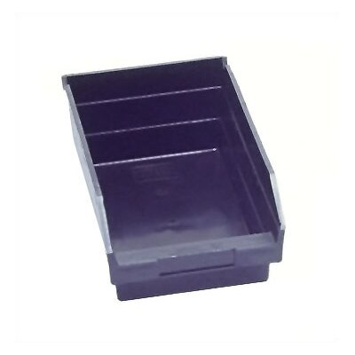"Quantum Storage Recycled Shelf Bin (4"" H x 6 5/8"" W x 11 5/8"" D)"
