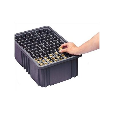 Quantum Storage Conductive Dividable Grid Storage Container Large Snap Covers