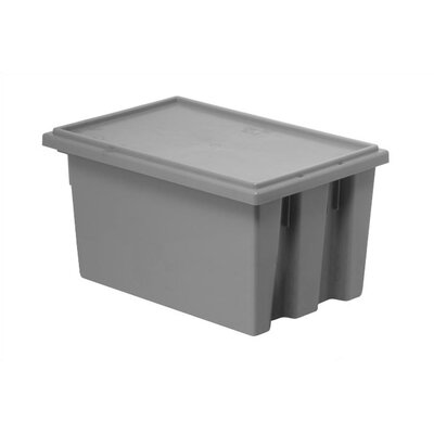Quantum Storage Stack and Nest Storage Tote Lids for snt240
