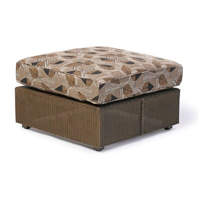 Lloyd Flanders Hamptons Large Ottoman
