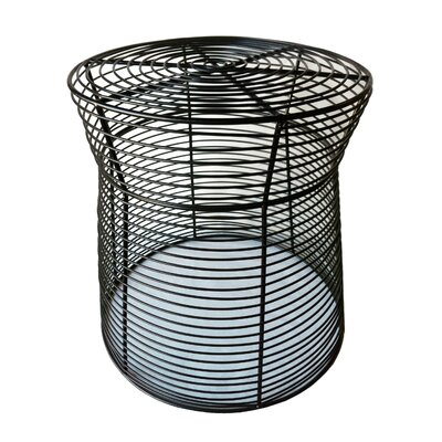 Pangaea Home and Garden Metal Wire Stool or Side Table