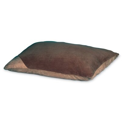 Petmate Antimicrobial Knife-Edge Pillow Dog Bed