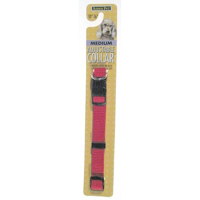 Petmate Aspen Pets Adjustable Dog Collar