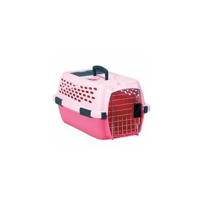Petmate Kennel Cab Pet Carrier in Pink