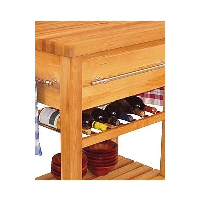Catskill Craftsmen, Inc. Baby Grand Workcenter Kitchen Cart