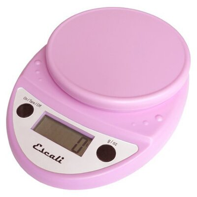 Primo Digital Scale in Soft Pink