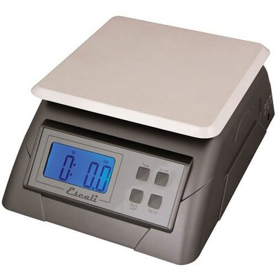 Escali Alimento NSF Approved Digital Scale