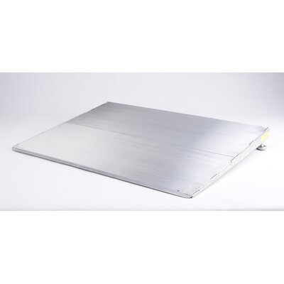 "Prairie View Industries Adjustable Threshold Ramp (2-4"" Rise)"