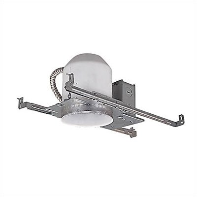 "Sea Gull Lighting 4"" New Construction Non-IC Recessed Housing"
