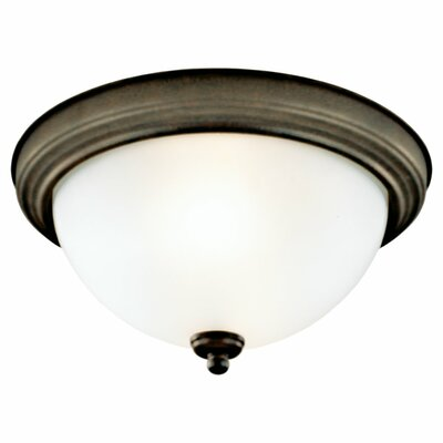 Sea Gull Lighting Wellington Flush Mount