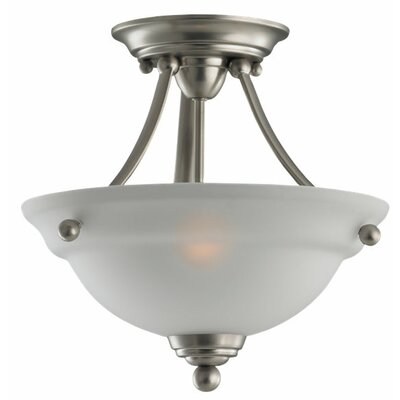 Wheaton 2 Light Convertible Inverted Pendant