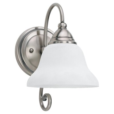Sea Gull Lighting Montclaire 1 Light Wall Sconce