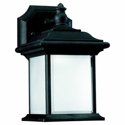 Sea Gull Lighting Winfield 1 Light Outdoor Wall Lantern