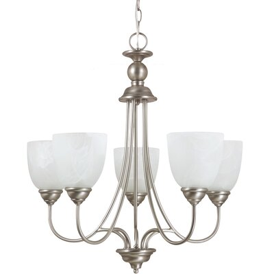 Lemont 5 Light Chandelier