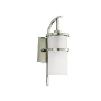 Sea Gull Lighting Eternity 1 Light Outdoor Wall Lantern