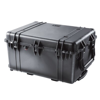 "Pelican Products Equipment Case: 24.19"" x 31.25"" x 17.5"""