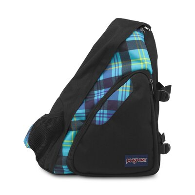 Jansport Air Cisco Plaid Sling Backpack