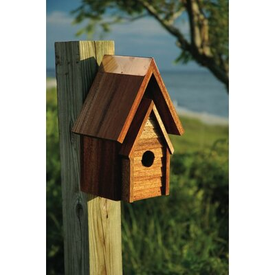 Heartwood Wrental Bird House