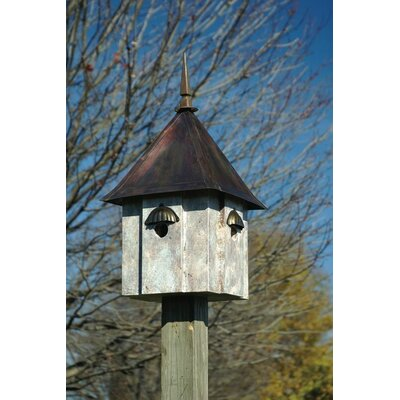 Avian Meadows Bird House