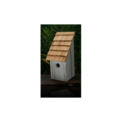 Heartwood Blue Bird Bunkhouse Bird House