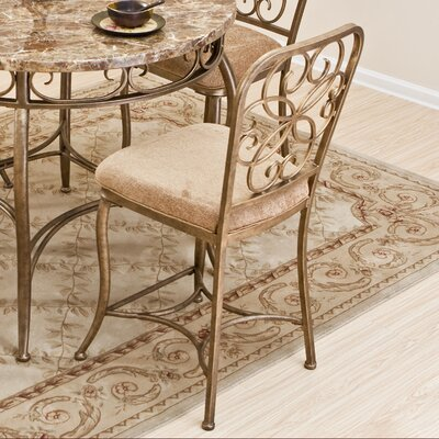 Vaughan Furniture Vintage Garden Gathering Chair in Burnished Gold (Set of 2)