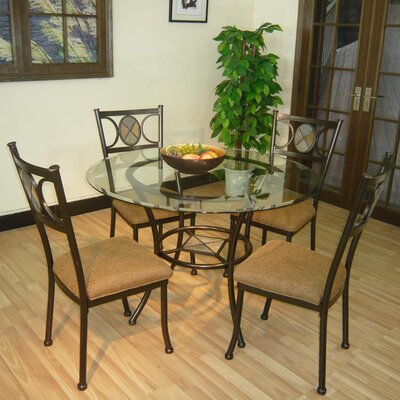 Vaughan Furniture Vallarta Garden 5 Piece Dining Set