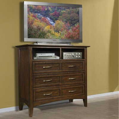 Vaughan Furniture Stanford Heights 3 Drawer Media Chest
