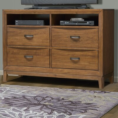 Vaughan Furniture Somerset 4 Drawer Media Chest