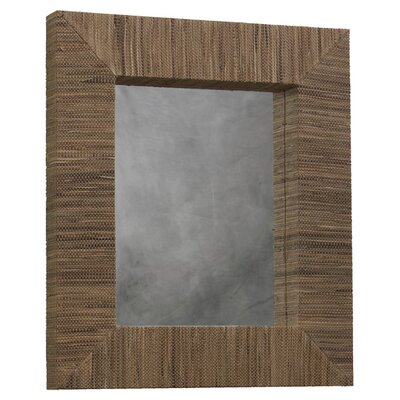 Linon Waterhyacinth Rectangle Mirror