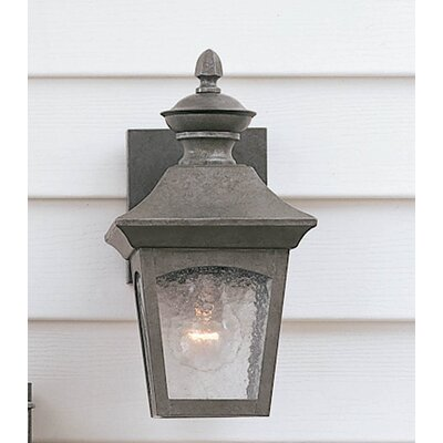 Feiss Homestead One Light Outdoor Wall Lantern