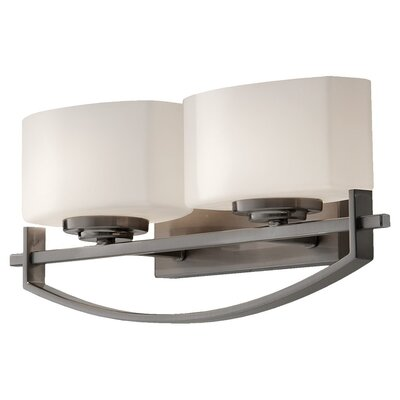Feiss Bleeker Street 2 Light Bath Vanity Light