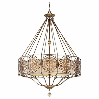 Feiss Marcella 4 Light Chandelier