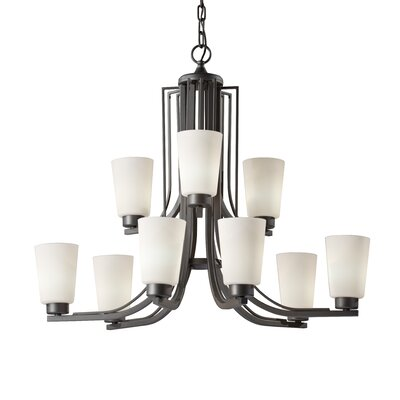Feiss Weston 9 Light Chandelier