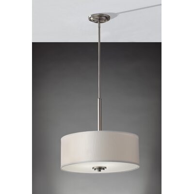 Feiss Kincaid 3 Light Drum Pendant