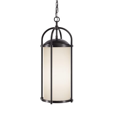 Feiss Dakota One Light Outdoor Hanging Lantern