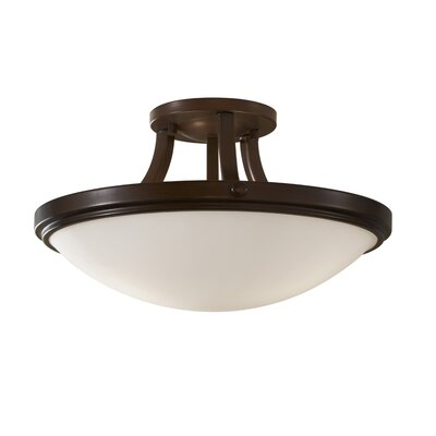 Feiss Perry Semi Flush Mount
