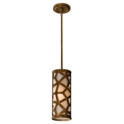 Feiss Medina 1 Light Mini Pendant