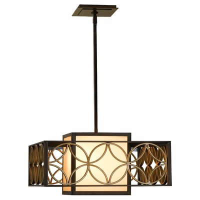 Feiss Remy 2 Light Drum Pendant