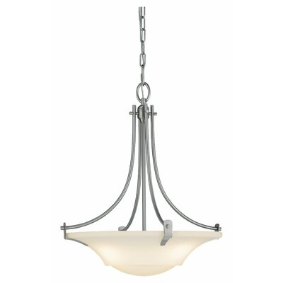 Feiss Barrington 3 Light Inverted Pendant