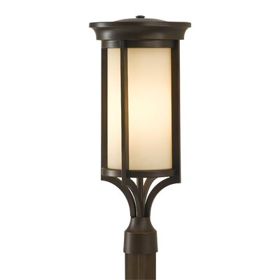 Feiss Merrill 1 Light Outdoor Post Lantern