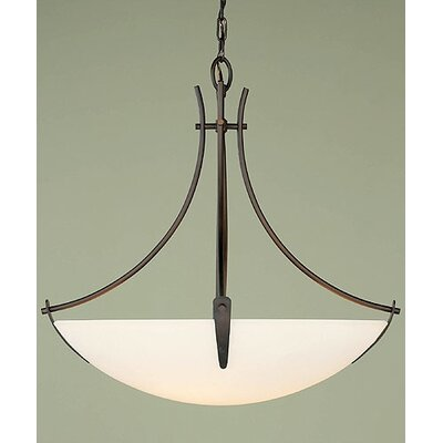 Feiss Boulevard 3 Light Inverted Pendant