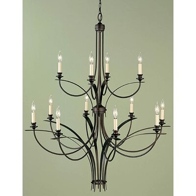 Boulevard 12 Light Chandelier