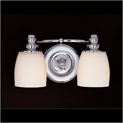 Feiss Bentley  Vanity Light in Chrome