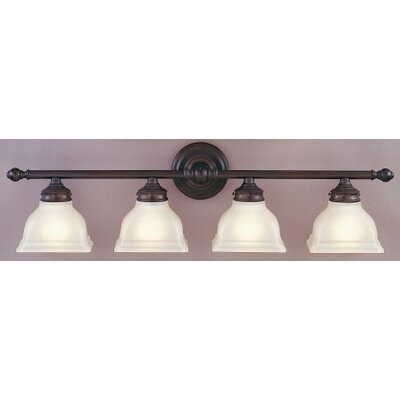 Feiss New London 4 Light Vanity Light