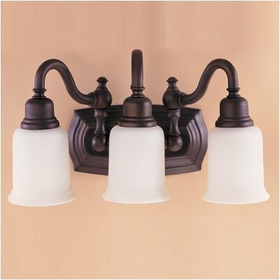 Feiss Canterbury 3 Light Bath Vanity Light