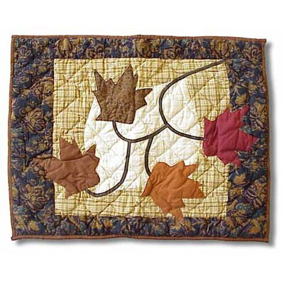Autumn Leaves Standard Pillow Sham