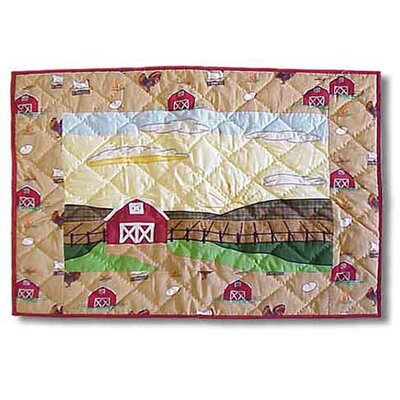 Barnyard Placemat (Set of 4)