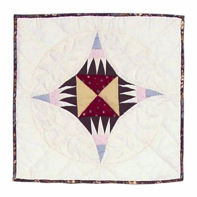 Patch Magic Hidden Circle Toss Pillow