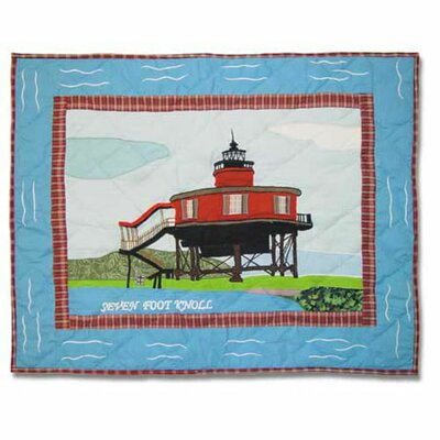 Lighthouse Gallery Standard Pillow Sham